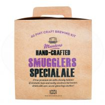 Hand-Crafted Smugglers Special Ale